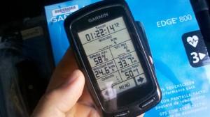 Garmin Edge 800, usado pero en buen estado